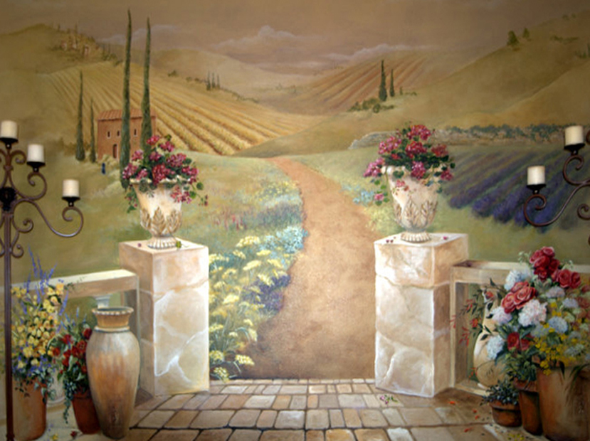 Wall Murals Studio 2 Artists