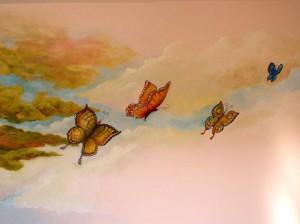 butterflies-across-the-wall