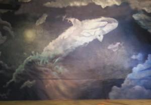 shamu-cloud-mural